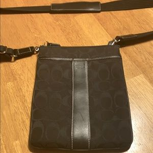 Black Original C Crossbody.